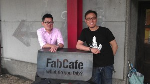 FabCafe owners